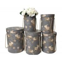 Cylinder Flower Box